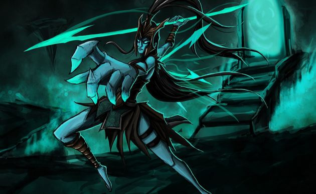Kalista, Most Popular Hottest LOL Players 2018