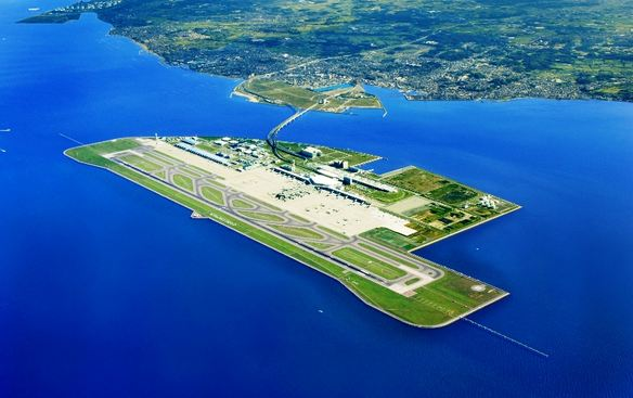 Kansai International Airport, Most Expensive Airports 2018