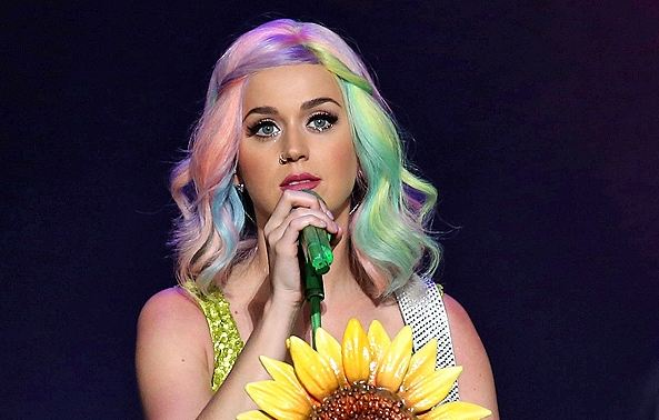 Katy Perry, World's Most Popular Hottest Pop Singers 2016