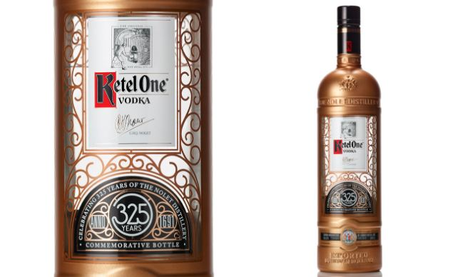 Ketel one Top most popular best-selling vodka brands in the world 2018