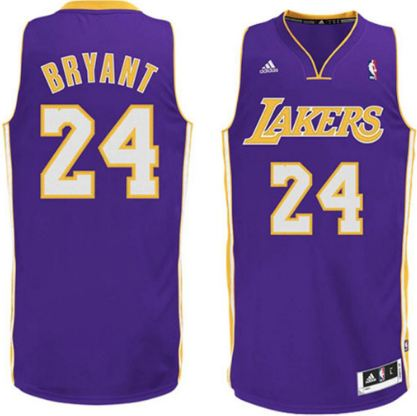 Kobe Bryant, SG, Los Angeles Lakers best NBA jerseys