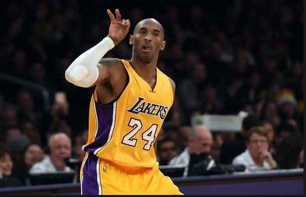 Kobe Bryant, Highest Paid Sports Players 2018