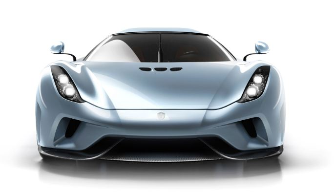 Koenigsegg Regera, Top most expensive muscle cars 2017