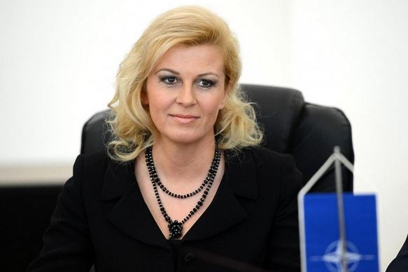 Kolinda Grabar-Kitarović, President of Croatia, World's Most Popular Hottest Presidents 2016