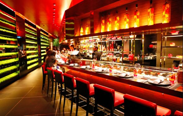 L'Atelier de Joel Robuchon most expensive restaurants in the world 2018