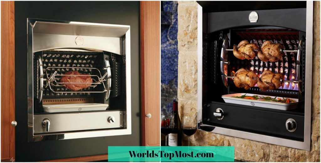 La Cornue Rotisserie Most Expensive Kitchen Gadgets 2016