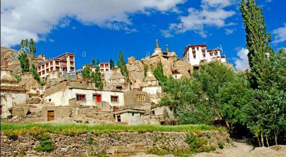 Lamayuru, Ladakh Most Beautiful Villages in India 2017
