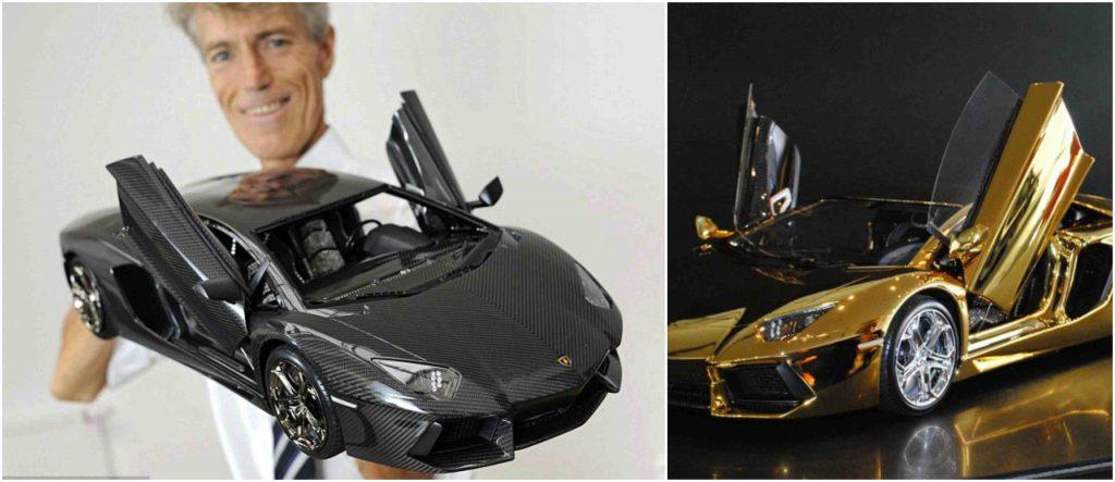 Lamborghini Aventador Model Car, World's Most Expensive Toys 2016
