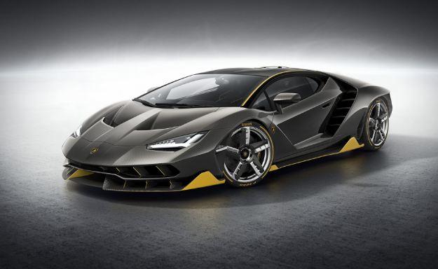 Lamborghini Centenario LP 770-4, popular Most Expensive Muscle Cars 2018