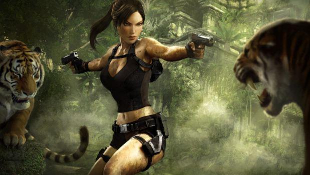 Lara Croft, Most Popular Hottest Females in Video Games 2018