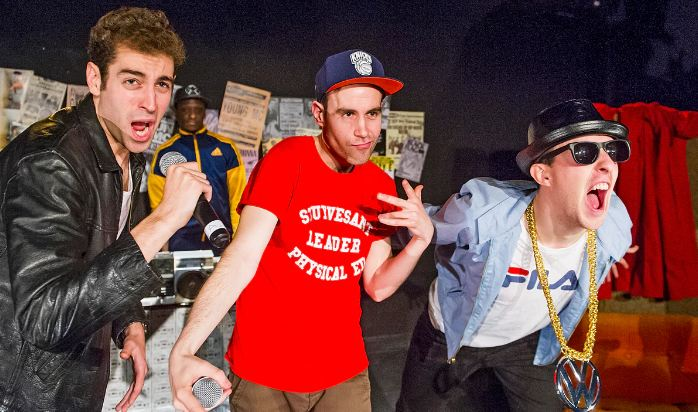 Licensed to lll- The Beastie Boys most best selling Hip Hop albums 2018