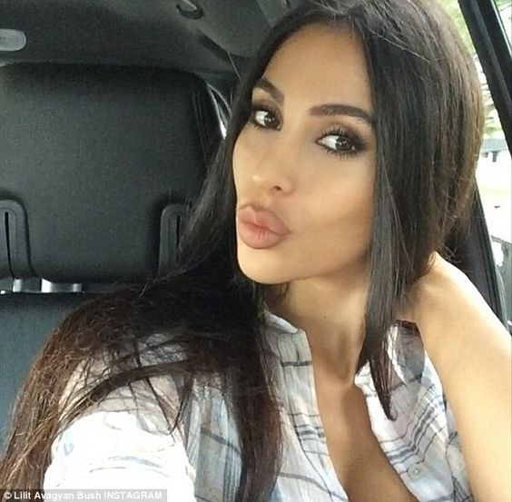 Lilit Avagyan, Most Beautiful Hottest NFL Wives 2016