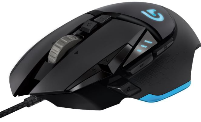 Logitech Tuneable Gaming Mouse with fully customizable Surface Best selling electronics items of the World 2018