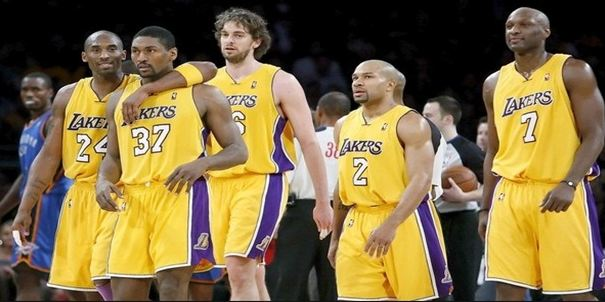 Los Angeles Lakers, World's Most Expensive Sports Teams 2019