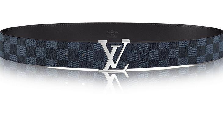 Louis Vuitton 40MM Crocodile Belt