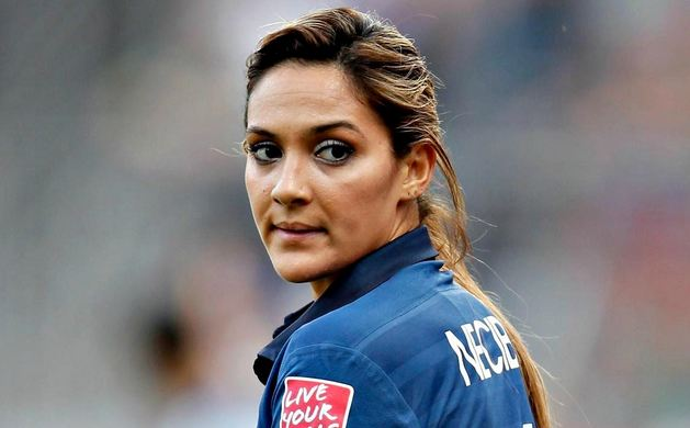 Louisa Necib, World's Most Beautiful Hottest Female Soccer Players 2017