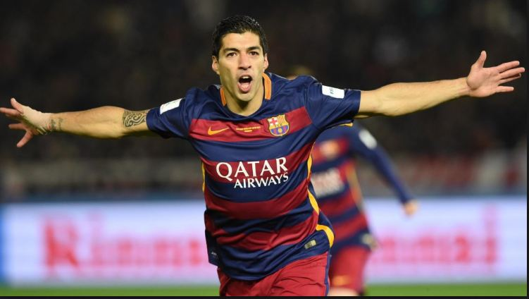 Luis Suarez, World's Highest Paid Soccer Players 2016