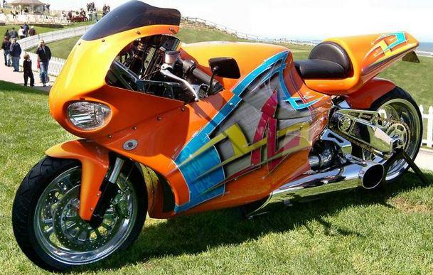 MTT Turbine Streetfighter, World's Most Expensive Bikes 2017