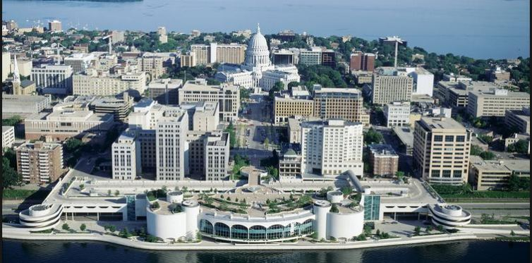 Madison, Most Popular US Cities 2016
