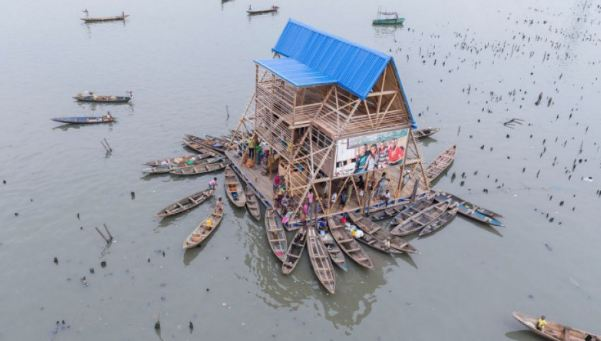 Makoko Floating School, World's Most Beautiful Schools 2016