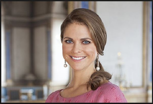 Mandaleine the Princess of Sweden