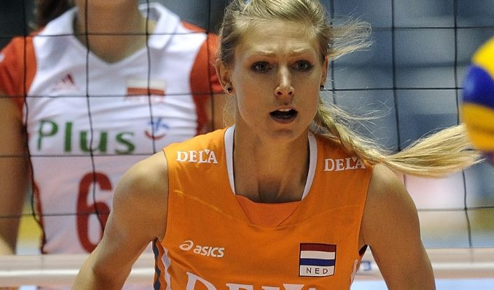Manon Flier, Top 10 Most Popular and Sexiest Volleyball Players 2017