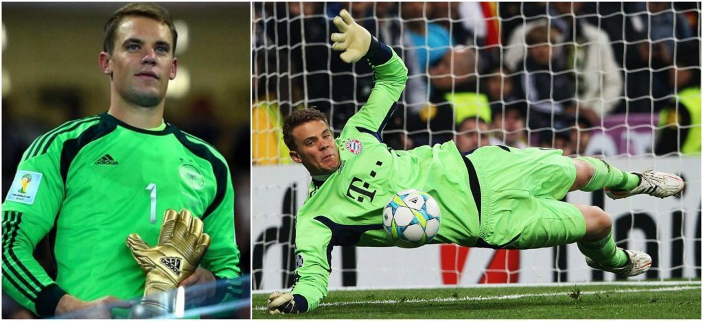 Manuel Neuer most expensive goalkeepers in the world