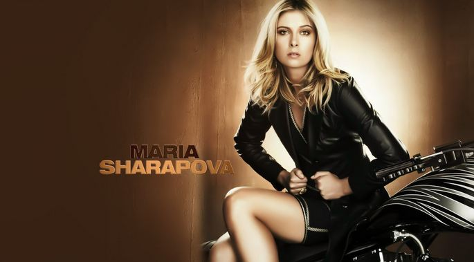 Maria Sharapova, World's Most Popular Hottest Girl Celebs 2018