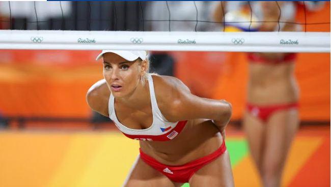 Marketa Slukova, hottest famous volleyball palyer 2017-2018