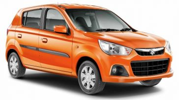 Maruti Suzuki's Alto Top Most Popular Best Selling Cars in India 2017