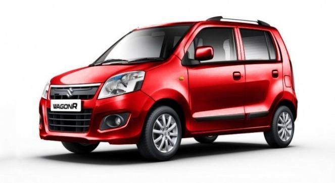 Maruti Suzuki's Wagon R