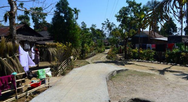 Mawlynnong, Meghalaya