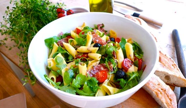 Mediterranean pasta salad cheapest foods 2016-2017