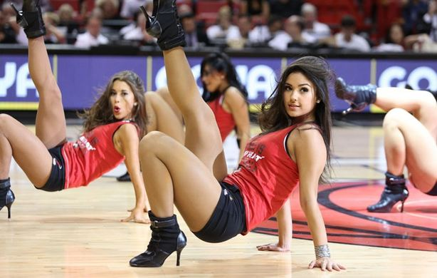 Not whimper nba cheerleaders nude