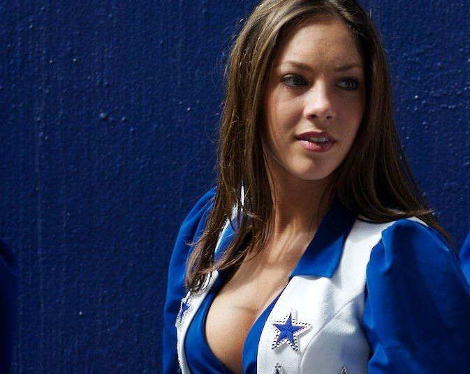 Most Beautiful Hottest Dallas Cowboys Cheerleaders 2018