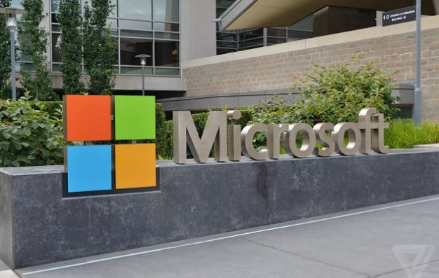 Microsoft Top biggest tech companies of 2017