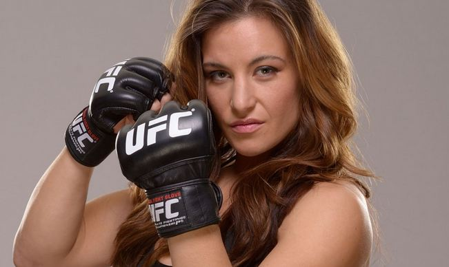 Most Popular Hottest MMA Female Fighters