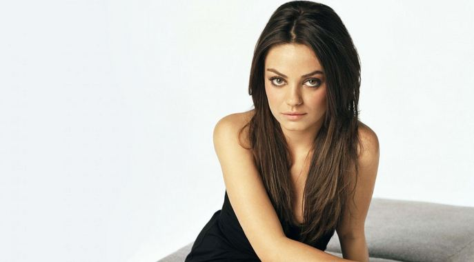 Mila Kunis, World's Most Popular Sexiest Actresses 2016