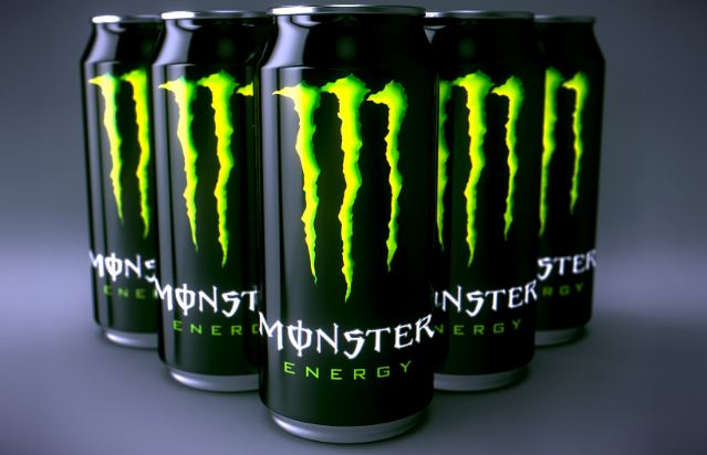 Monster Top most popular best-selling energy drinks of the world in 2018