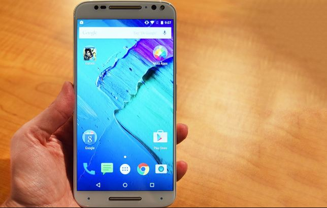 Moto X Pure Edition Best Selling Smartphones in the world of 2017