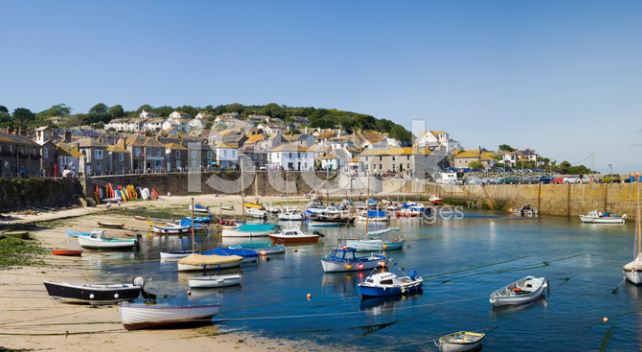 Mousehole, Cornwall, Most Beautiful Villages In England 2016