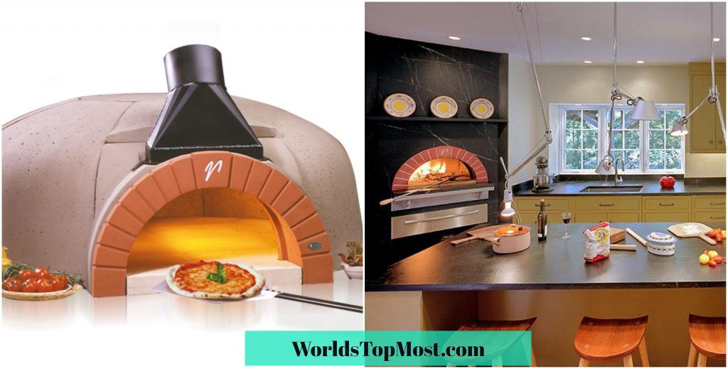 Mugnaini's Wood Fired Pizza Oven Most Expensive Kitchen Gadgets 2016