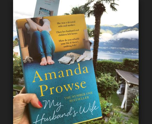 My Husband's Wife by Amanda Prowse Top Most Popular, Best Selling Kindle eBooks in The World 2017