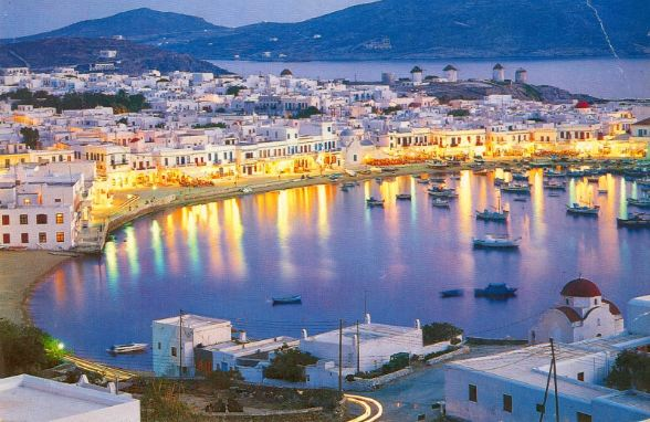 Mykonos Top Hottest Most Popular Vacation Spots in The World 2018