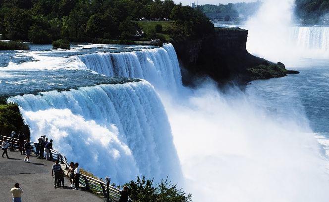 Niagara Falls biggest waterfalls in the world 2016