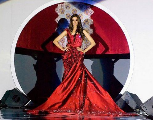 Nightingale of Kuala Lumpur, World's Most Expensive Dresses 2017