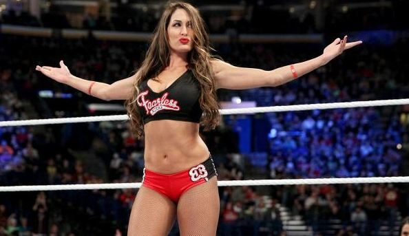 Nikki Bella Top Most Popular WWE Diva In The World 2018