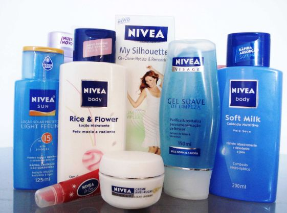 Nivea Top most popular expensive make up Brands in the world in 2019