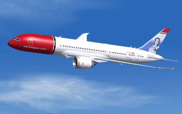 Norwegian Top Popular Cheapest Flights in The World 2018