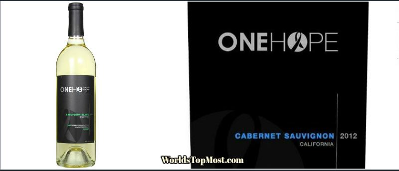 ONEHOPE California Sauvignon Blanc best selling wines 2016-2017